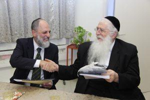 Rabbi Meir Porush, Deputy Minister of Education